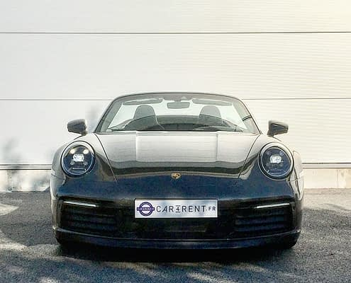 Porsche 911rental Car4rent Cannes