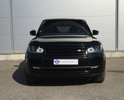 rent 4wd suv french riviera car4rent range rover