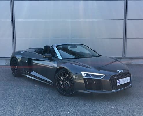 location audi r8 spyder moanco car4rent
