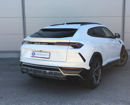 Location lamborghini urus Monaco Car4rent