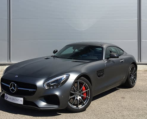 hire mercedes amg gts monaco Car4rent
