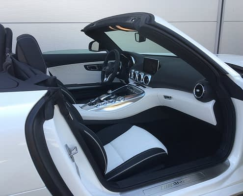 Mercedes AMG GT Roadster rental Monaco Car4rent