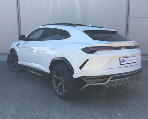 Location lamborghini urus cannes Car4rent