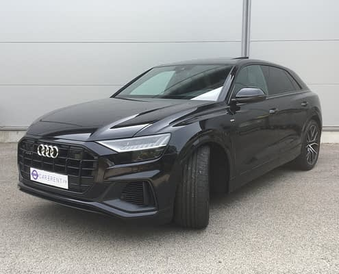 rent audi Q8 cannes Car4rent