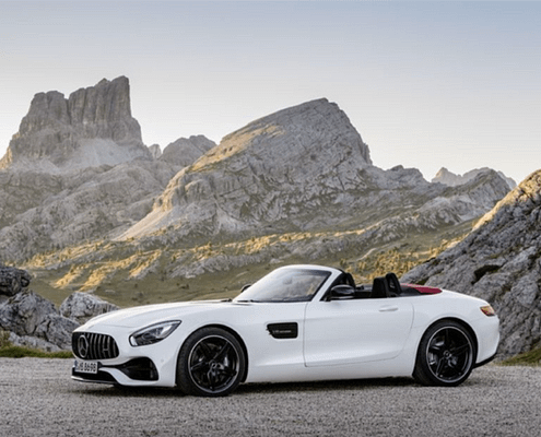 book AMG GT roadster france car4rent