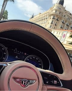 Rent a luxury car cannes bentley car4rent