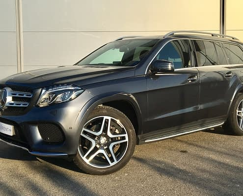 hire mercedes gls cannes