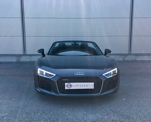location audi r8 sain-tropez car4rent
