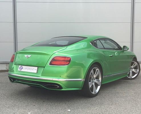 Car4rent french Riviera Bentley Speed