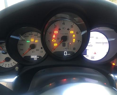 Porsche 911 start with rental cars car4rent