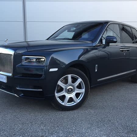 Rolls royce Cullinan rental French Riviera