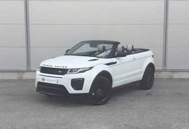 hire evoque convertible Nice airport Car4rent Nice airport